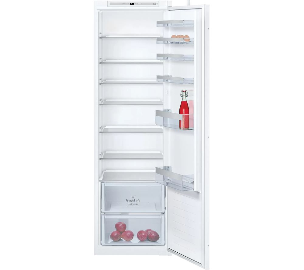 NEFF N50 KI1812SF0G Integrated Tall Fridge - Fixed Hinge