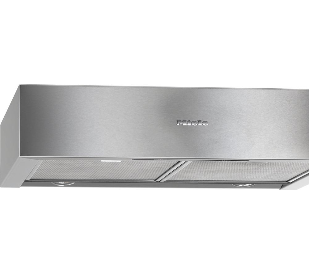 DA1260 Integrated Cooker Hood - Stainless Steel, Stainless Steel