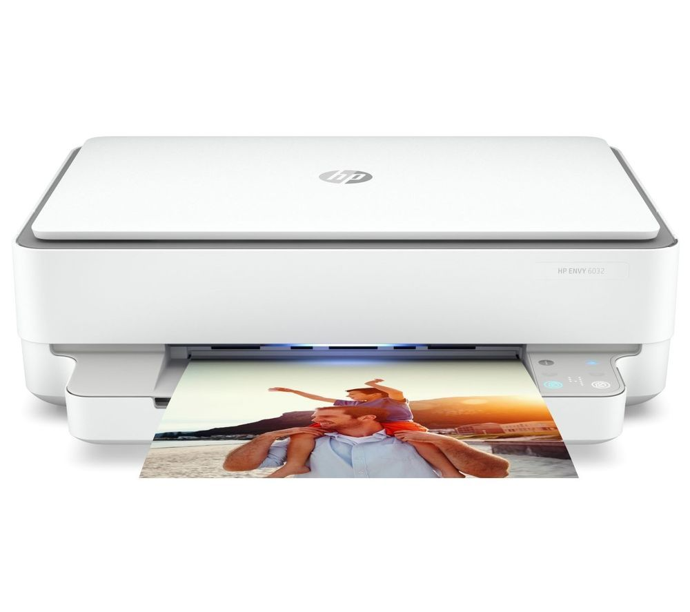 HP ENVY 6032 All-in-One Wireless Inkjet Printer