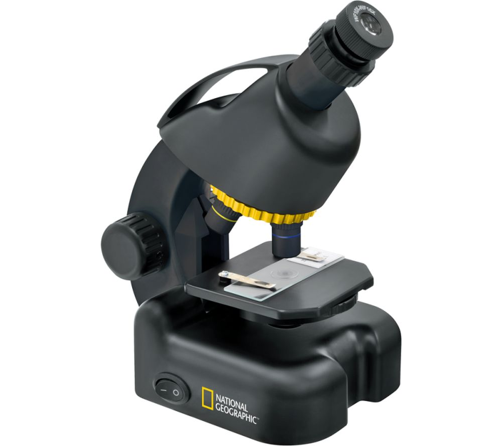 NAT. GEOGRAPHIC 40-640 x Digital Microscope