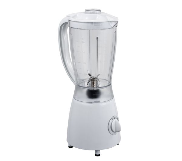 ESSENTIALS C12BW11 Blender - White, White