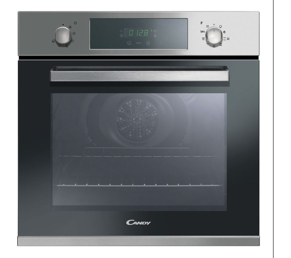 CANDY FCPK606X Electric Oven - Stainless Steel, Stainless Steel
