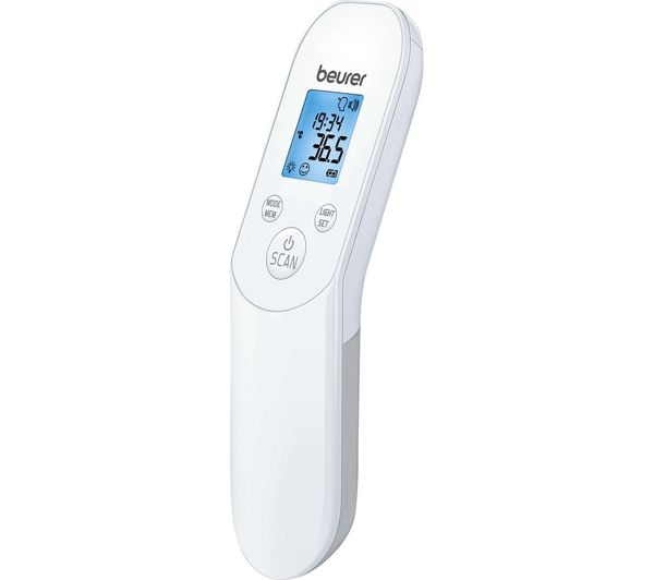 BEURER FT 85 Non-contact Thermometer - White, White