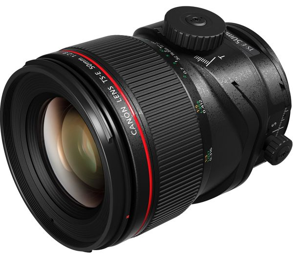 Canon TS-E 50 mm f/2.8 MACRO Tilt-shift Lens