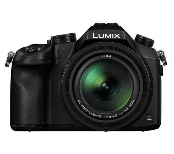 PANASONIC Lumix DMC-FZ1000EB Bridge Camera, Black