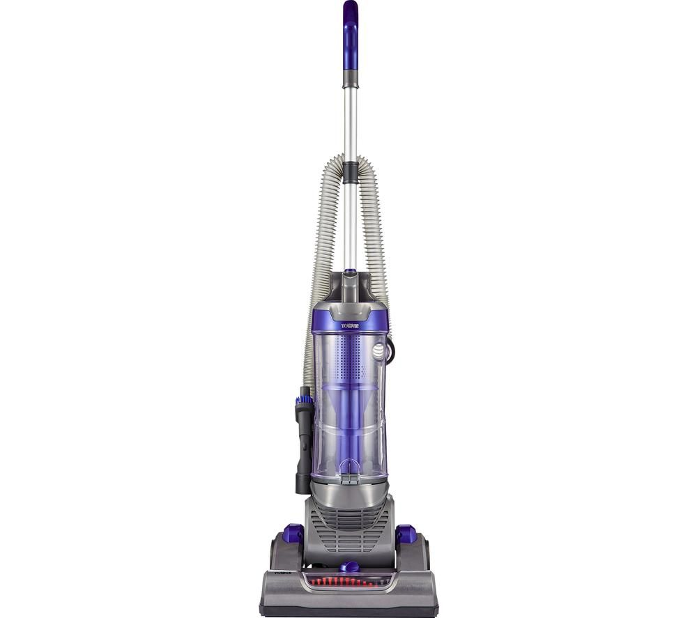 TOWER T108000 Upright Bagless Vacuum Cleaner - Washington Blue, Blue