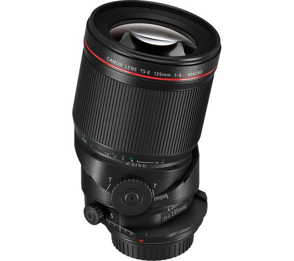 Canon TS-E 135 mm f/4 Macro Tilt-shift Lens