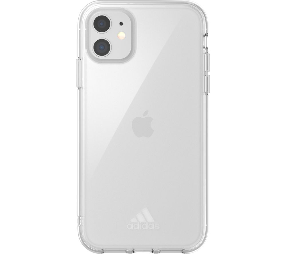 ADIDAS iPhone 11 Case - Clear
