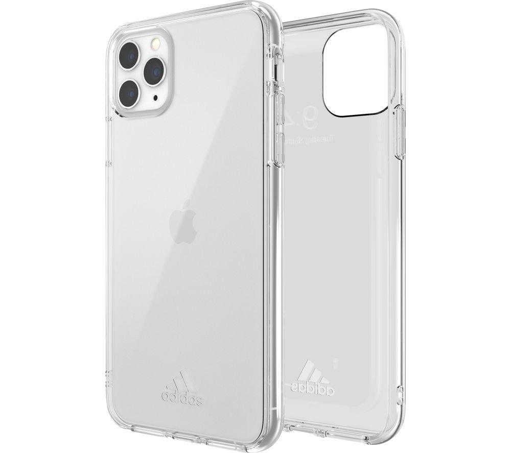 ADIDAS iPhone 11 Pro Max Case - Clear