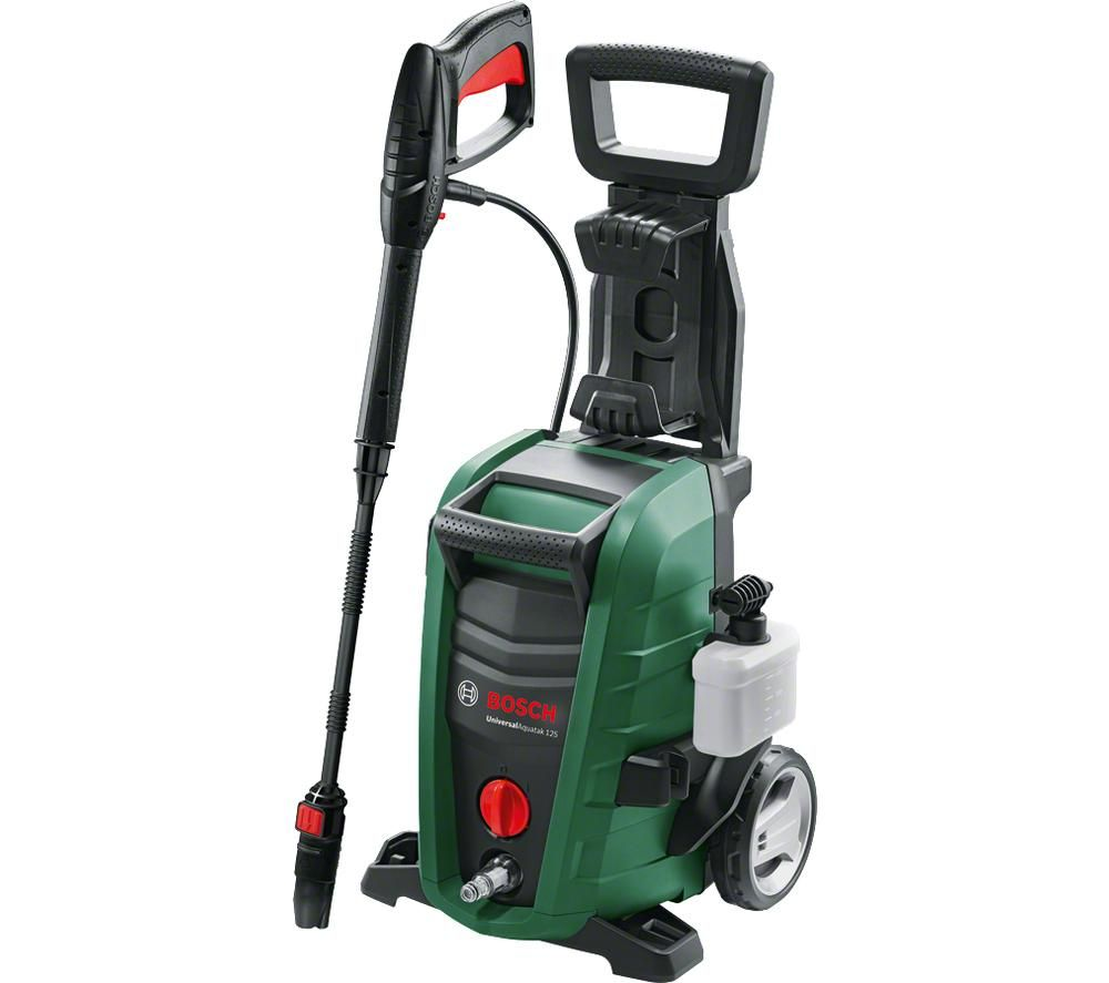 BOSCH UniversalAquatak 125 Pressure Washer - 125 bar