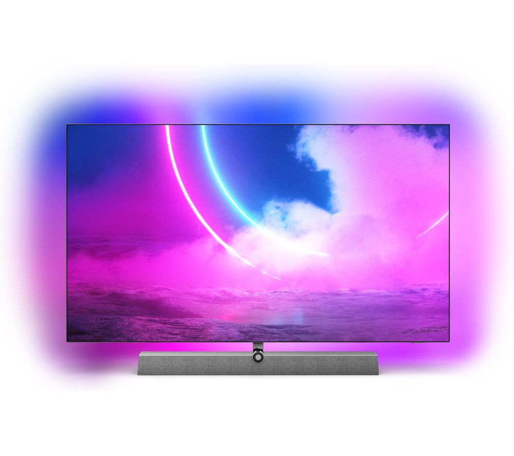 "65"" PHILIPS Ambilight 65OLED935/12  Smart 4K Ultra HD HDR OLED TV with Google Assistant"