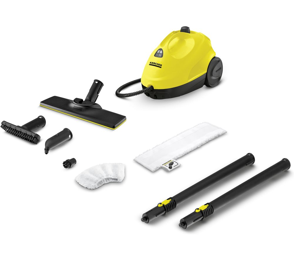 KARCHER SC2 Steam Cleaner - Yellow, Yellow
