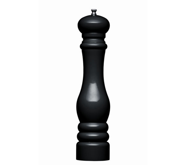 MASTER CLASS Large Pepper Mill - Black, Black
