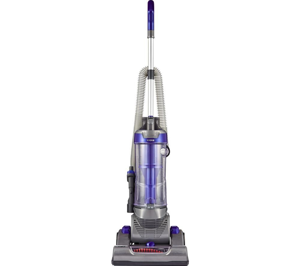 TOWER T108000PETS Upright Bagless Vacuum Cleaner - Washington Blue, Blue
