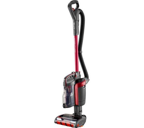 Shark DuoClean Powered Lift-Away TruePet IC160UKT Cordless Vacuum Cleaner - Rotary Red, Red