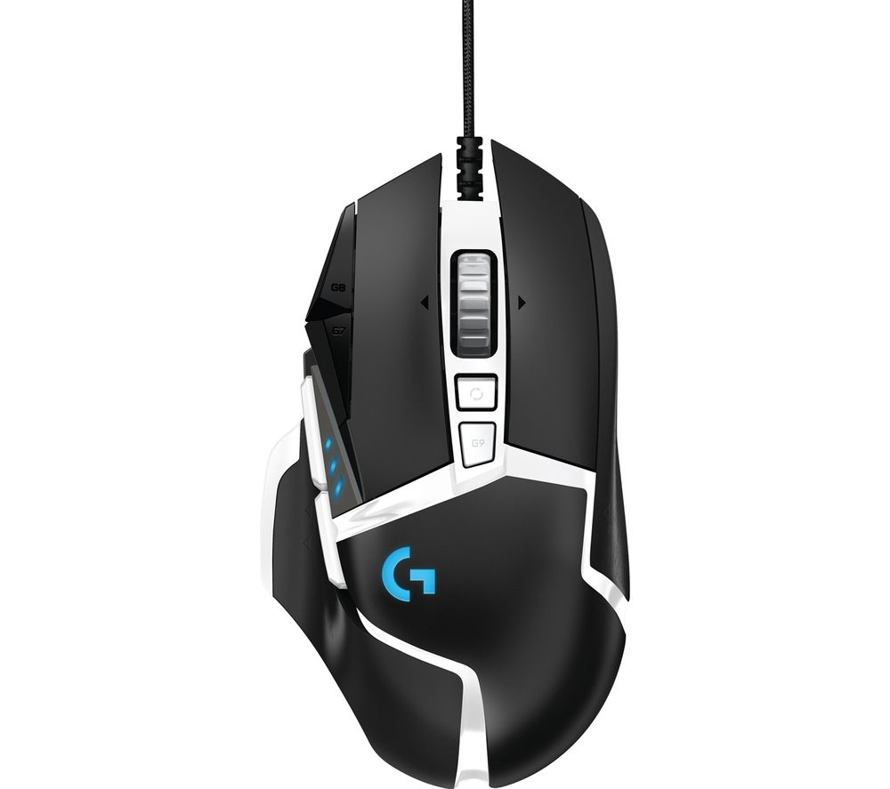 LOGITECH G502 SE HERO Optical Gaming Mouse