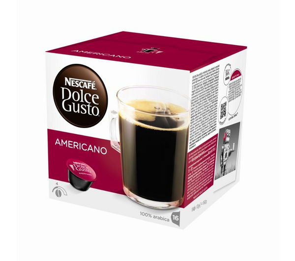 NESCAFE Dolce Gusto Americano - Pack of 16