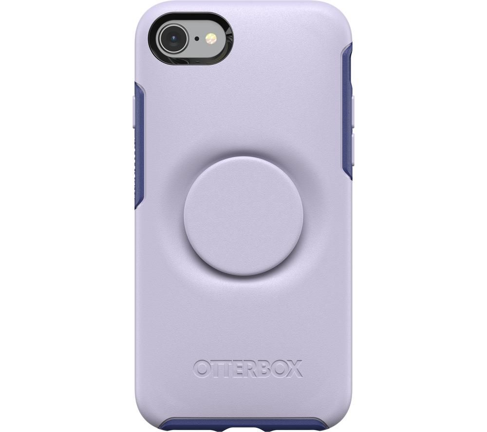 OTTERBOX Otter + Pop Symmetry Series iPhone 7 & 8 Case - Lilac Dusk