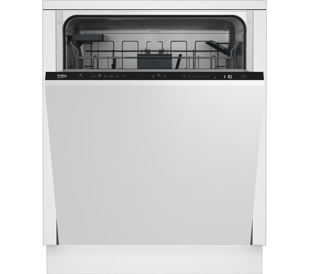 BEKO DIN46X30 Full-size Fully Integrated Dishwasher