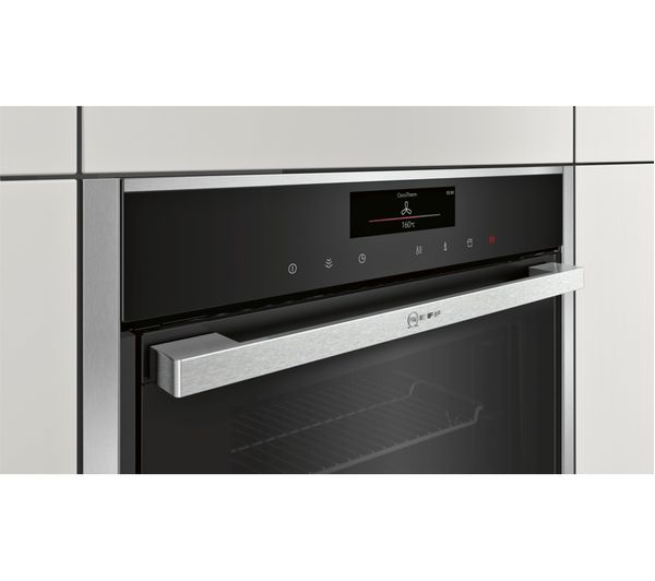 NEFF B48FT78N1B Electric Steam Oven - Stainless Steel, Stainless Steel