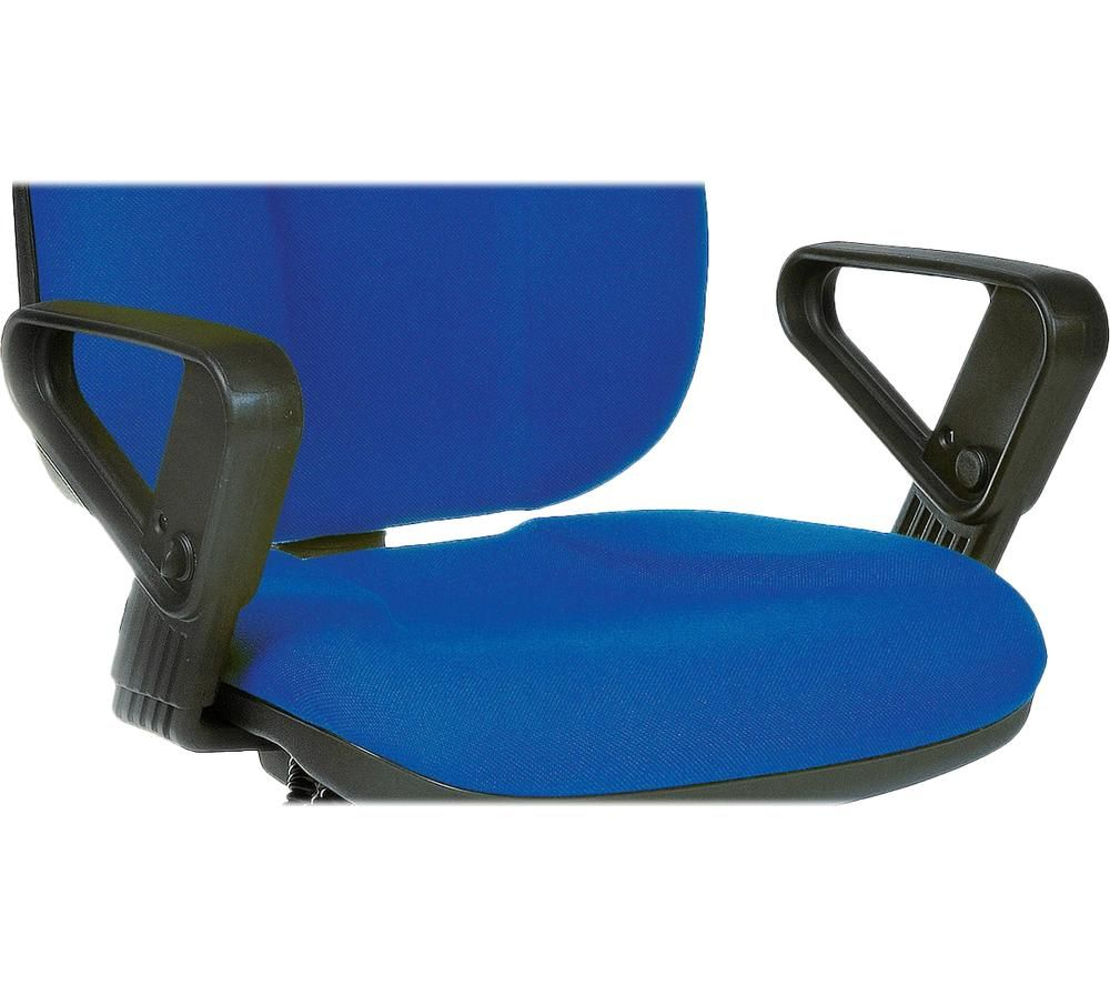 TEKNIK Major Armrests - Black, Black