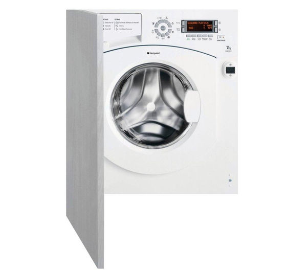 HOTPOINT BHWDD74UK Integrated Washer Dryer