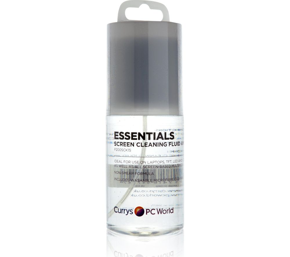 ESSENTIALS P200SCK15 Screen Cleaning Kit