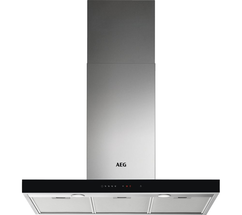 AEG DBE5961HG Chimney Cooker Hood - Stainless Steel, Stainless Steel