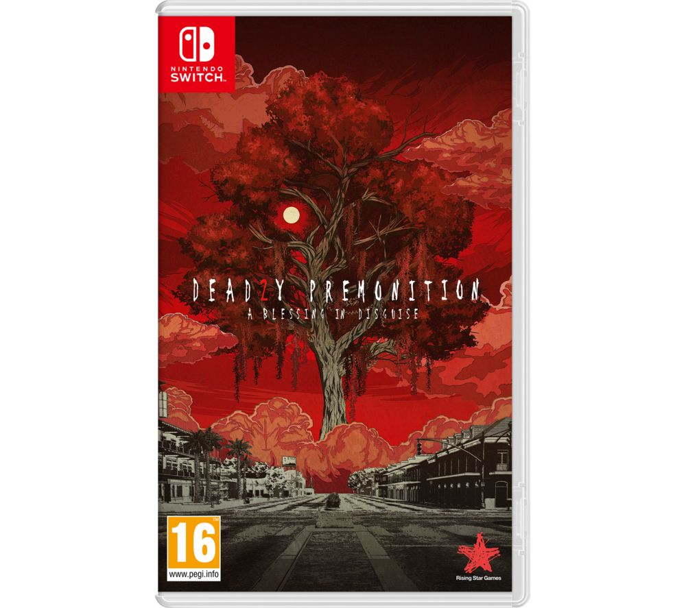 NINTENDO SWITCH Deadly Premonition 2: A Blessing in Disguise