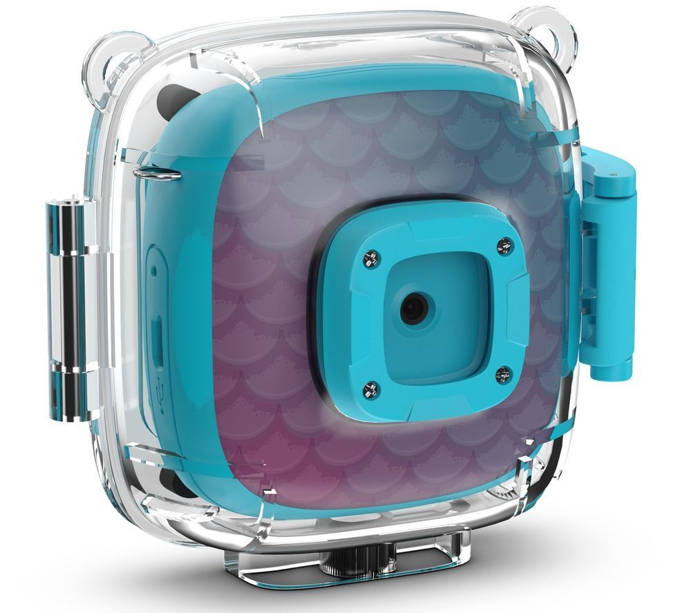 KITVISION Kids Action Camera - Blue, Blue
