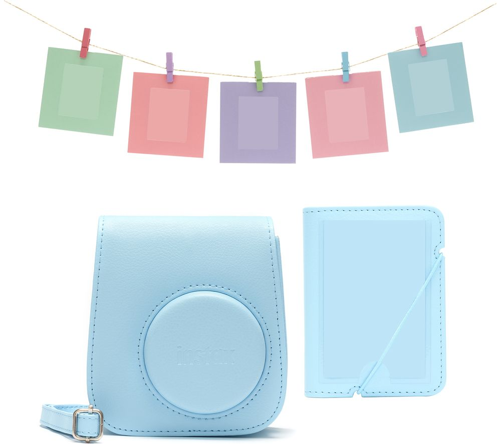 INSTAX Mini 11 Accessory Kit - Sky Blue, Blue