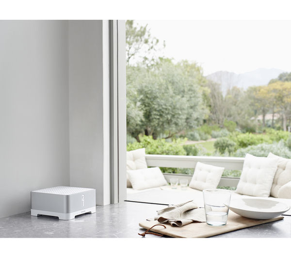 SONOS CONNECT:AMP Wireless Multi-Room Stereo Adaptor, White