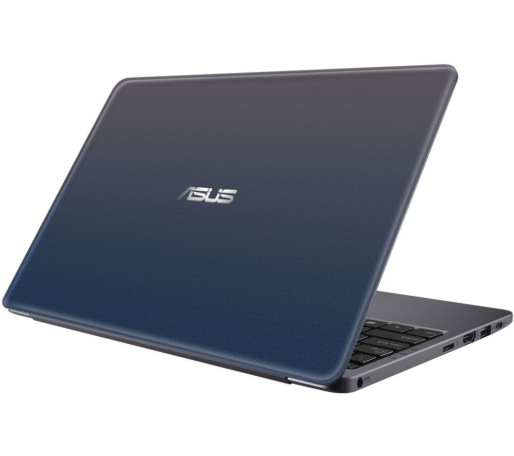"ASUS E203MA 11.6"" Laptop - Intelu0026regCeleron™, 64 GB eMMC, Grey, Grey"