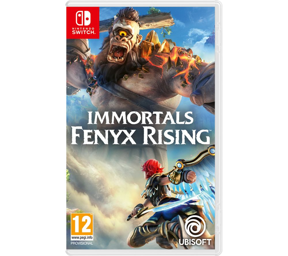 NINTENDO SWITCH Immortals Fenyx Rising