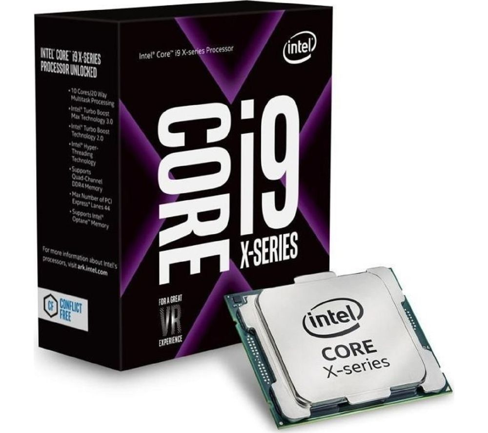 Intel®� Core™� i9-9900X Unlocked Processor