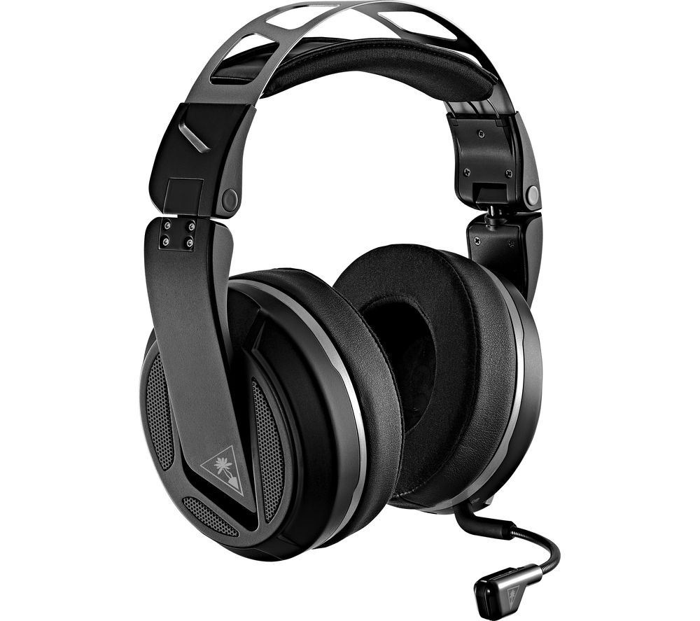 TURTLE BEACH Elite Atlas Aero Wireless Gaming Headset - Black, Black