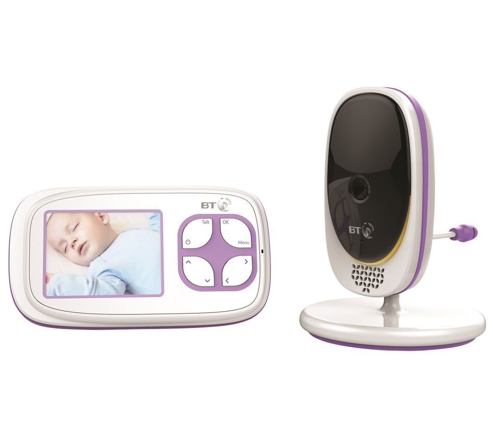 BT 088304 Video Baby Monitor 3000