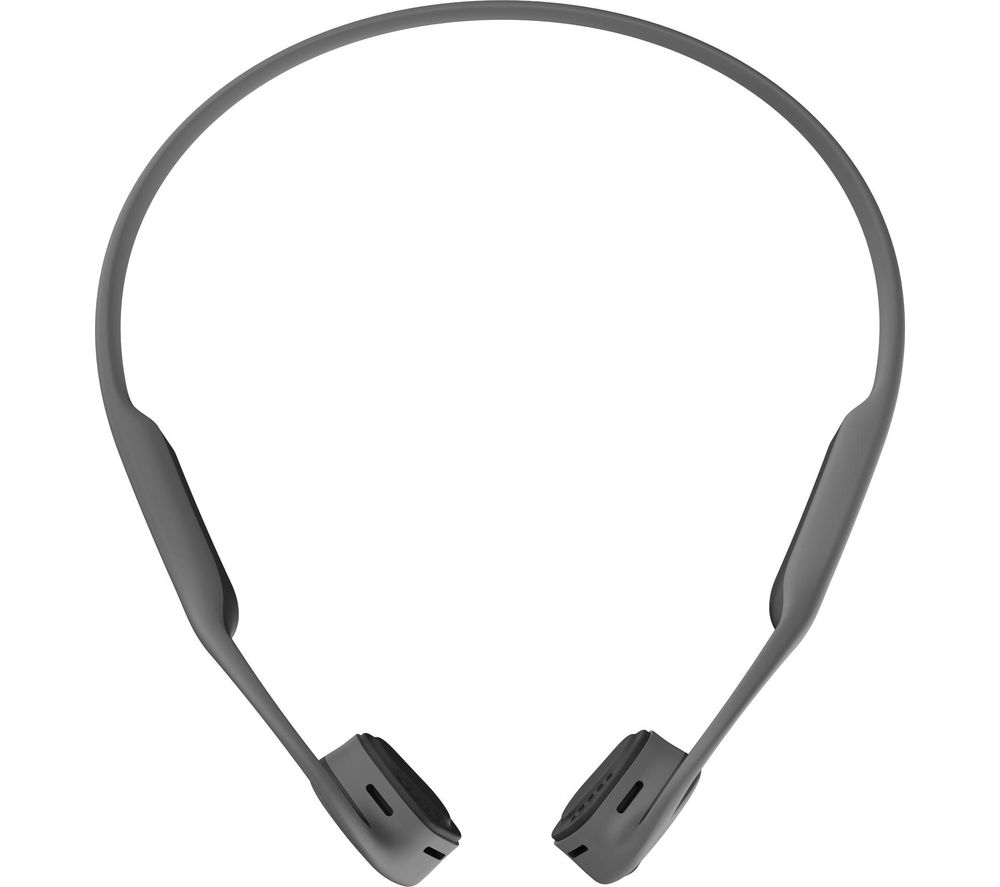 AFTERSHOKZ Trekz Air Wireless Bluetooth Sports Headphones - Slate Grey, Grey
