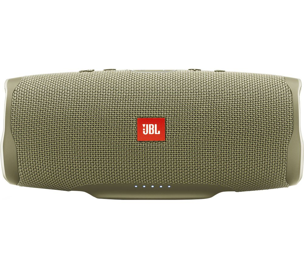 JBL Charge 4 Portable Speaker - Desert Sand, Sand
