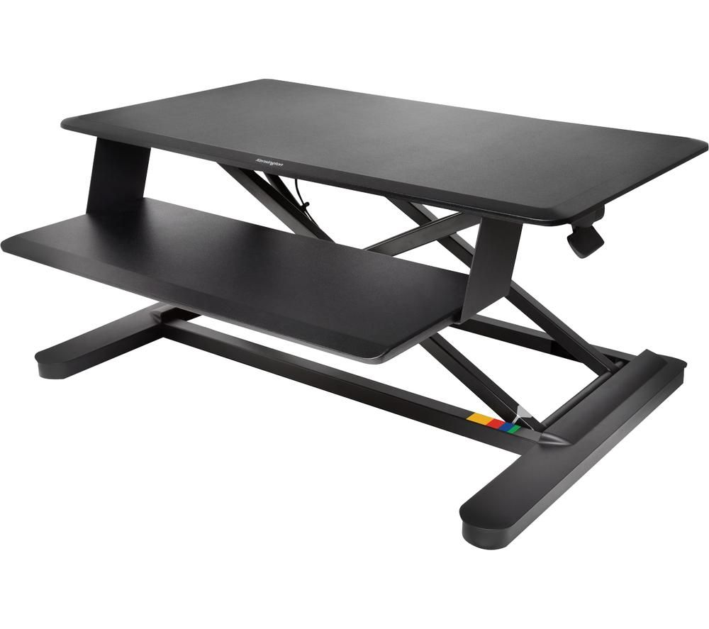 KENSINGTON SmartFit Sit / Stand Desk Laptop Stand - Black, Black