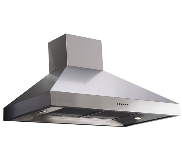 BRITANNIA Latour TPBTH120S Chimney Cooker Hood - Stainless Steel, Stainless Steel