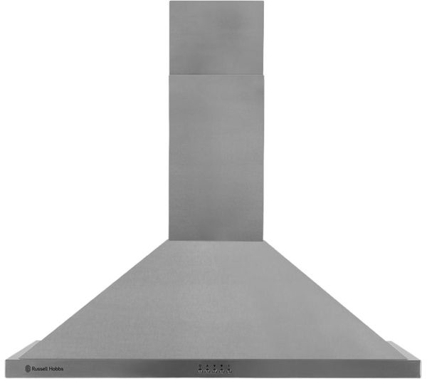RUSSELL HOBBS RHSCH901SS-M Chimney Cooker Hood - Stainless Steel, Stainless Steel