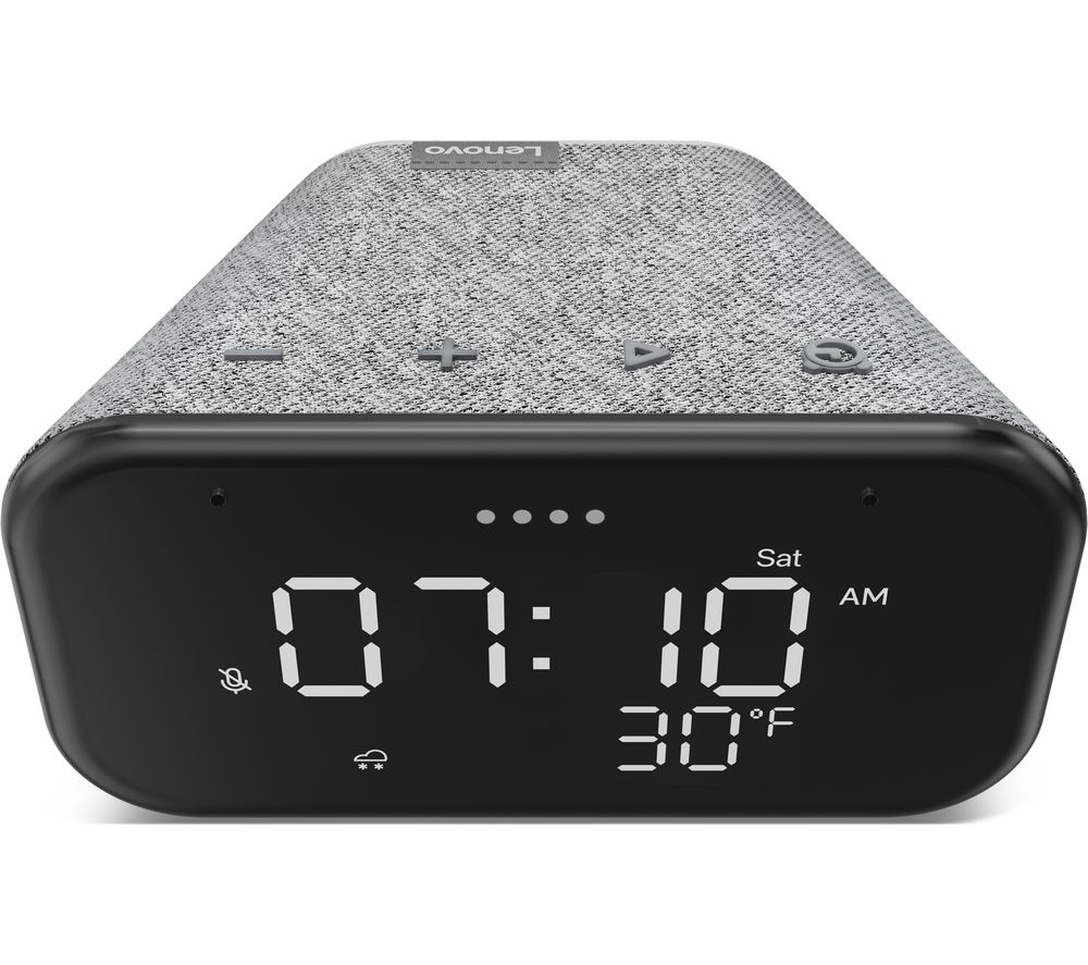 LENOVO Smart Clock Essential with Google Assistant