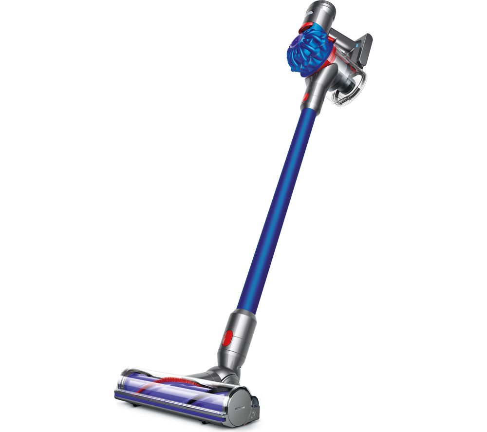 DYSON V7 Motorhead Extra Cordless Vacuum Cleaner - Blue, Blue