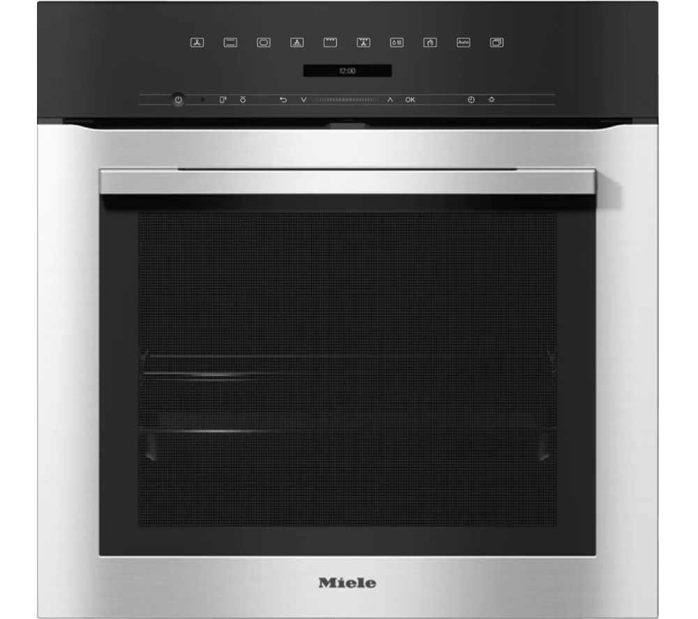 MIELE H7164BP Electric Steam Smart Oven - Stainless Steel, Stainless Steel
