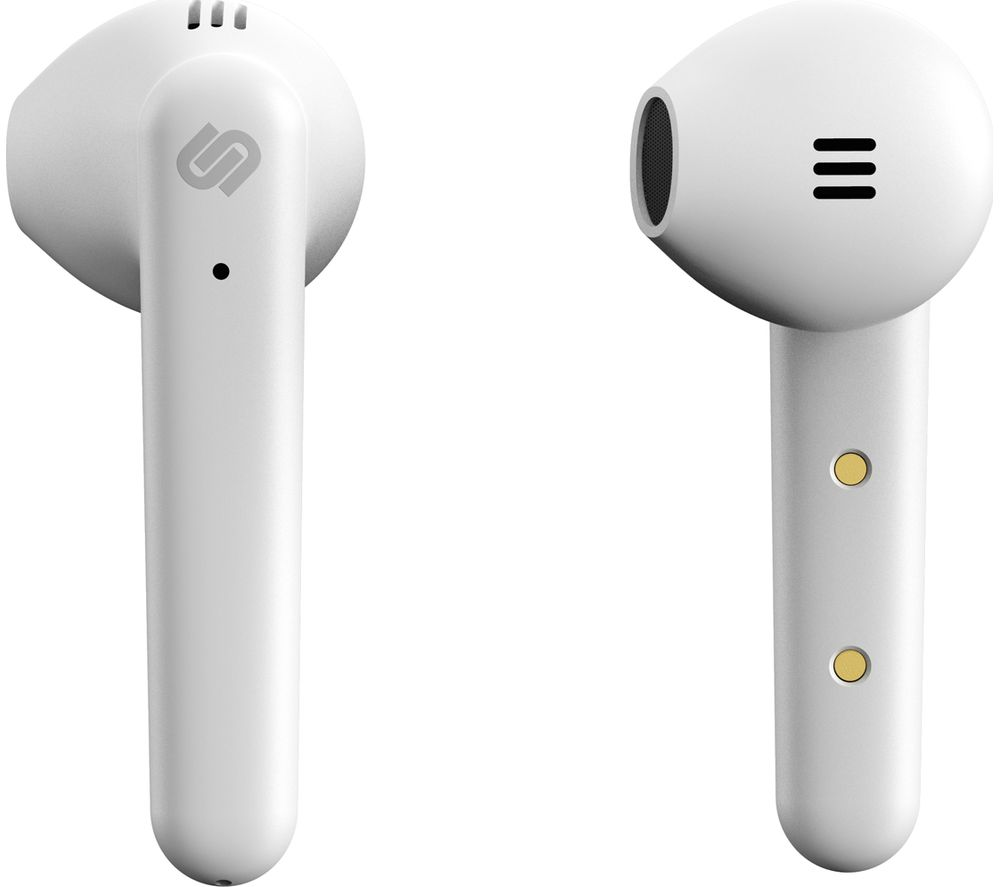 URBANISTA Stockholm Plus Wireless Bluetooth Earphones - Fluffy Cloud