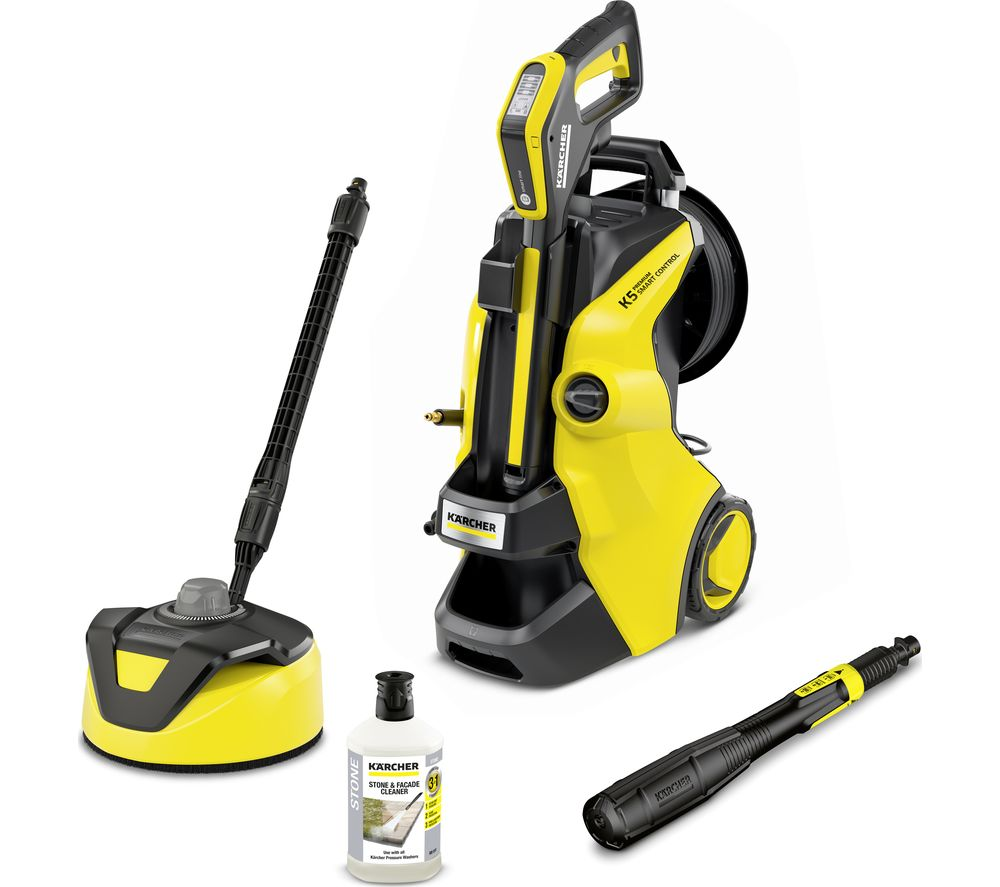 KARCHER K5 Premium Smart Control Home Pressure Washer - 145 bar