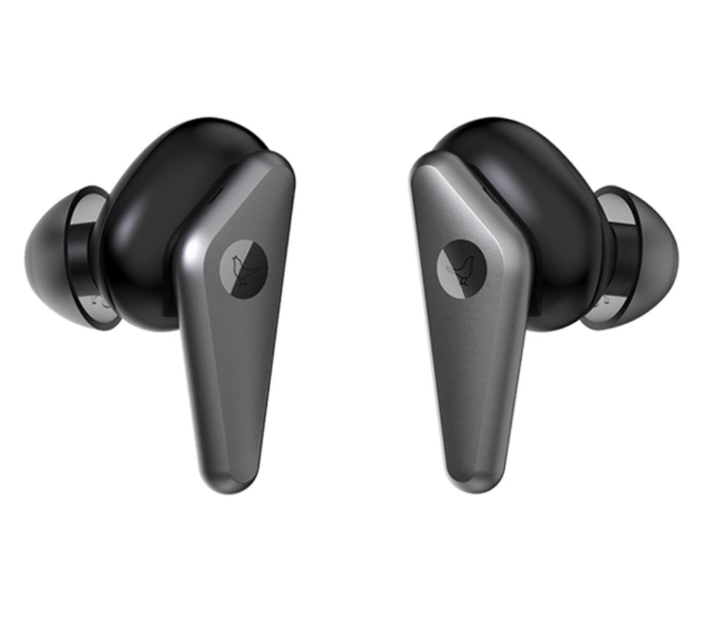 LIBRATONE TRACK Air+ Wireless Bluetooth Noise-Cancelling Earphones - Black, Black