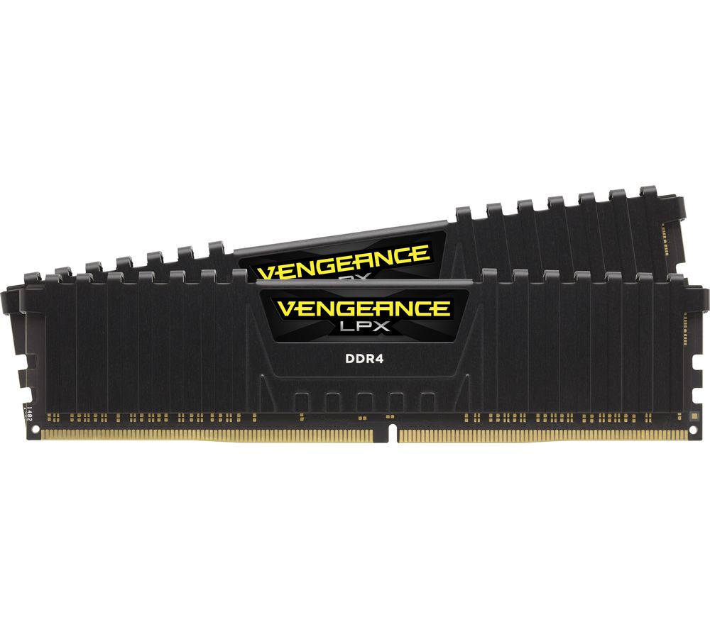 CORSAIR Vengeance LPX DDR4 3600 MHz PC RAM - 8 GB x 2