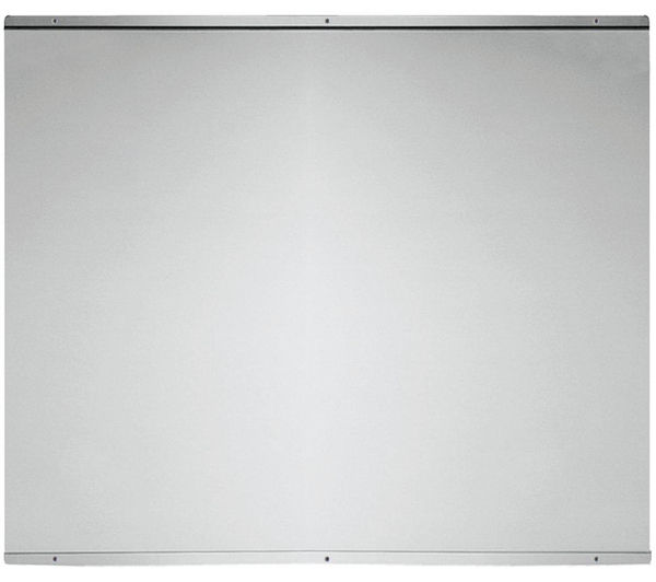 BAUMATIC BSB7.1SS Stainless Steel Splashback, Stainless Steel